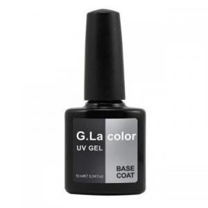G.La color база для гель лака, 10 мл