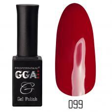 Гель-лак GGA № 99, 10 мл