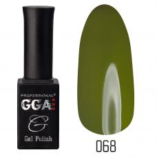 Гель-лак GGA № 68, 10 мл