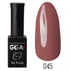 Гель-лак GGA № 45, 10 мл
