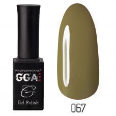 Гель-лак GGA № 67, 10 мл