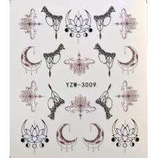 Слайдер-дизайн YZW-3009