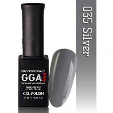 Гель лак GGA №035 (Silver)