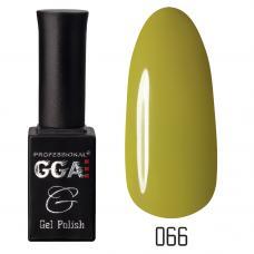 Гель-лак GGA № 66, 10 мл