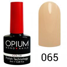 Гель-лак OPIUM №65 (Розовый нюд), 8 мл