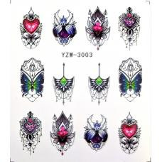 Слайдер-дизайн YZW-3003