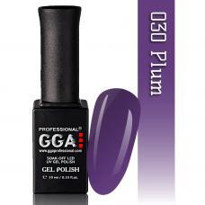 Гель лак GGA №030 (Plum)