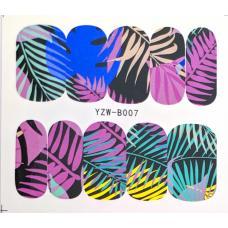 Слайдер-дизайн YZW-B007
