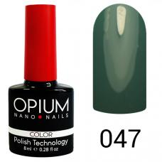 Гель-лак OPIUM №47 (фуксия), 8 мл