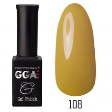Гель-лак GGA № 108, 10 мл