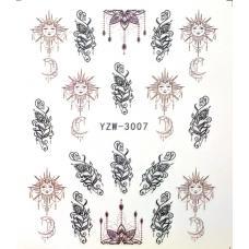 Слайдер-дизайн YZW-3007