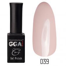 Гель-лак GGA № 39, 10 мл