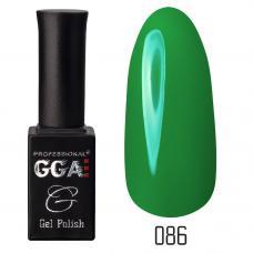 Гель-лак GGA № 86, 10 мл