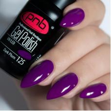 Гель лак PNB №125 (фиолетовый, эмаль)
