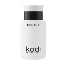 Kodi Tips Off (жидкость для снятия гель лака/акрила) 160 мл