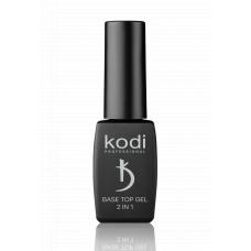 Kodi Rubber Base/Top 2 in 1 (Каучуковая База/Топ 2в1), 8 мл