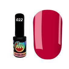 Гель лак My Nail № 022 (темно-вишневый, эмаль), 8.5 мл