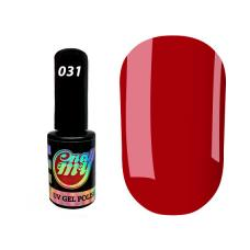 Гель лак My Nail № 031 (бордовый), 8.5 мл