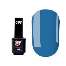 Гель лак My Nail № 093 (синий), 8.5 мл