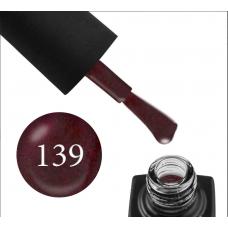 Гель-лак GO № 139, 5.8 мл
