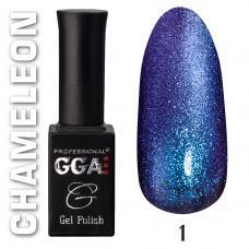Гель-лак GGA Professional Chameleon № 001, 10 мл