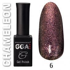 Гель-лак GGA Professional Chameleon № 006, 10 мл