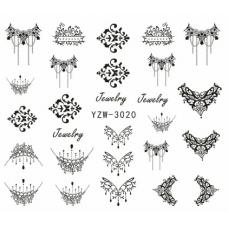 Слайдер-дизайн YZW-3020