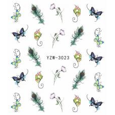 Слайдер-дизайн YZW-3023