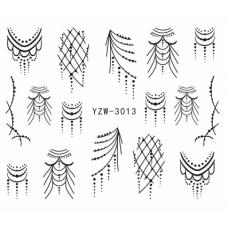 Слайдер-дизайн YZW-3013