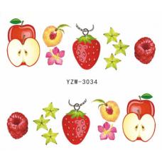 Слайдер-дизайн YZW-3034