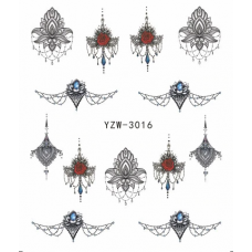 Слайдер-дизайн YZW-3016