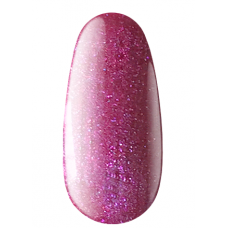 Гель лак Kodi № 91 V (темно-малиновый с ярко-выраженным розовым перламутром), 8 мл