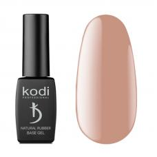Камуфлирующиая база Kodi Natural Rubber base (DARK BEIGE), 12 ml