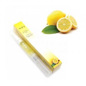 Масло-карандаш O.P.I для кутикулы и ногтей лимон,5 мл