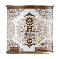 Хна для биотату и бровей Grand Henna, светло-коричневая, 30 г