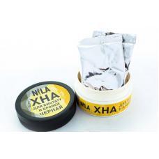 Nila Хна для бровей и биотату, черная, 20 г