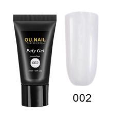 Полигель/Poly gel OU.Nail №002,30 мл