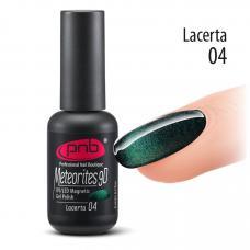 Магнитный гель-лак PNB 04 Lacerta