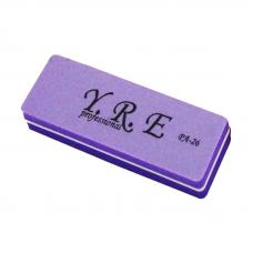 Мини-баф для ногтей YRE 100/180, прямоугольный