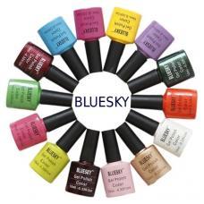Гель-лаки Bluesky - 70 грн.