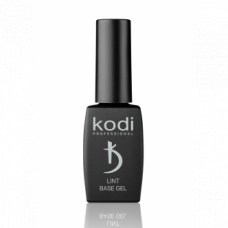 Kodi Lint base gel - база с микроволокнами, 12 мл