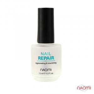 Средство для восстановления ногтей Naomi Nail Repair, 15 мл