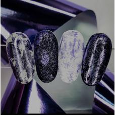 """Фольга для дизайна ногтей """"Лаванда"""""""