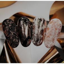 """Фольга для дизайна ногтей """"Медь"""""""