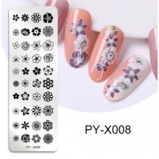 Диск для стемпинга PY-X008
