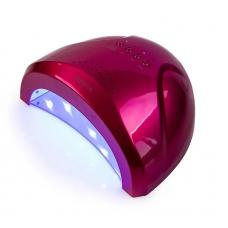 LED Лампа SUN One 48W (малиновая)