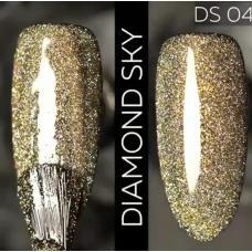 Гель лак Светоотражающий / Kodi Diamond Sky № 04 DS, 7 мл