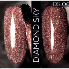 Гель лак Светоотражающий / Kodi Diamond Sky № 06 DS, 7 мл