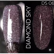 Гель лак Светоотражающий / Kodi Diamond Sky № 08 DS, 7 мл