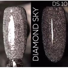 Гель лак Светоотражающий / Kodi Diamond Sky № 10 DS, 7 мл